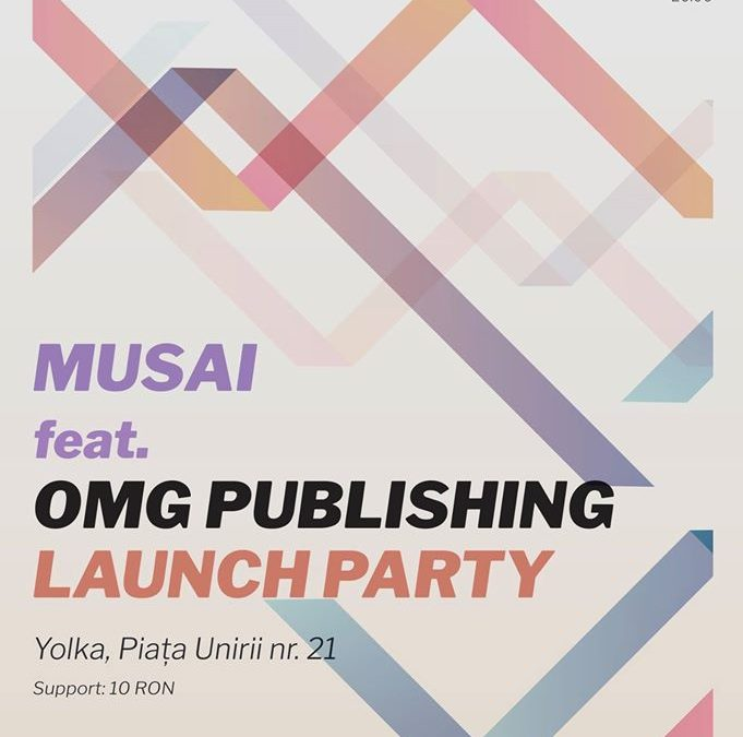OMG Launch Party
